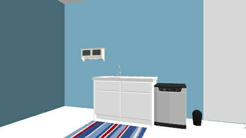 Jean 360 - Retro - Bathroom - by jeanluc123