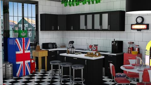 My dream kitchen - by LARV