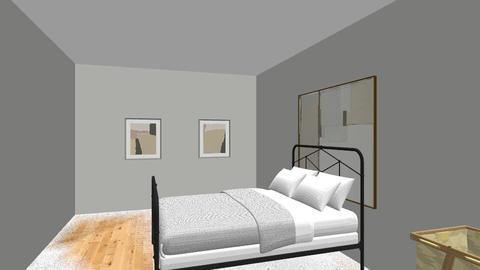 a timely loft - Modern - Living room - by emilym441
