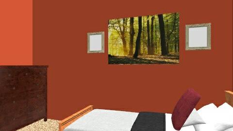 brianna - Bedroom - by briannakh