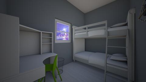 Kids room - by KDH126
