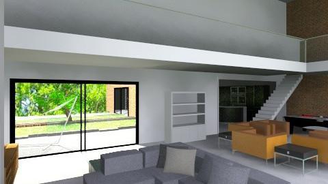 Vechmaallaan 77 - Modern - Living room - by Maxximum Styles
