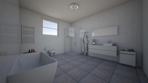 dd - Bathroom - by lenabena