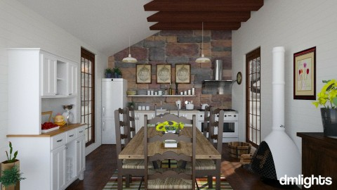 Room by rrogers44 for Roomstyler kitchen