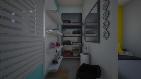 Sonia - Bedroom - by saioamerillas