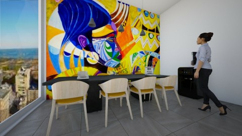 Office 1 - by LaV interior