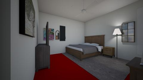 aguilar p6 - Bedroom - by javieraguilarjr