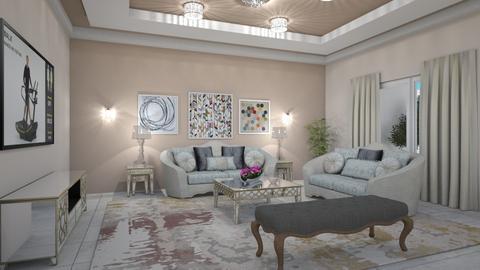 MAMA - Living room - by matina1976