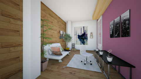 girl room - Modern - Kids room - by Martyna898