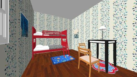 Living room - by mcgregab000