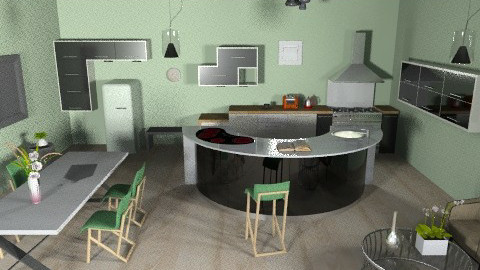 Mydeco Kitchen - Eclectic - Kitchen - by rubyrings