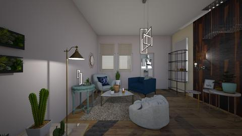 Plants P - Living room - by Niva T