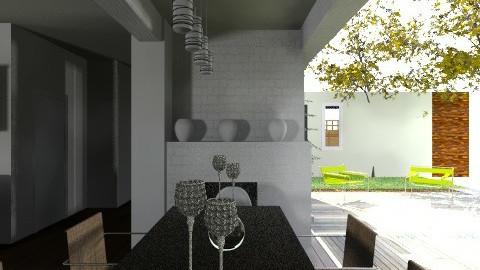 ECO ALDEA CACTUS - Glamour - Kitchen - by domuseinterior