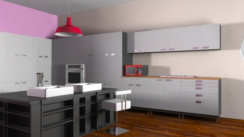 Only - Eclectic - Kitchen - by dipselvic