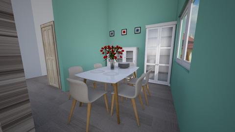 dining room - by oldzi92