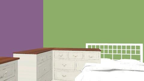 my bedroom - Classic - Bedroom - by arhopper4011