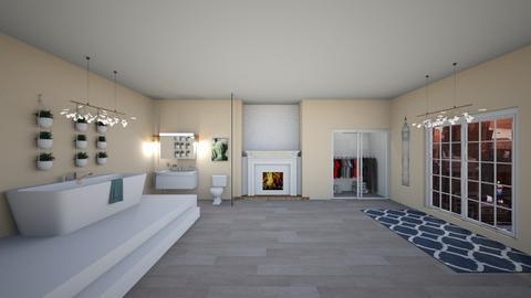 dream room - Bathroom - by natliner