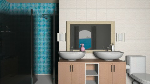 Bathroom idea - Modern - Bathroom - by slavica86