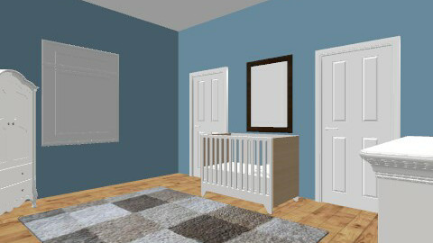 Jennie - Minimal - Kids room - by jennieknee