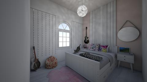 teen girl original style - Modern - Bedroom - by jade1111