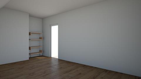 attic floor - Bedroom - by vdhousehold
