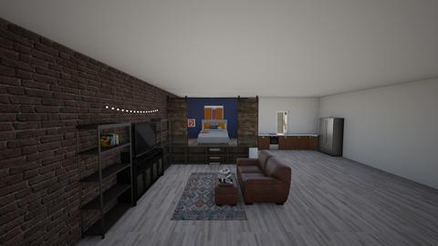 Citizen OAK - Living room - by Seattle2424