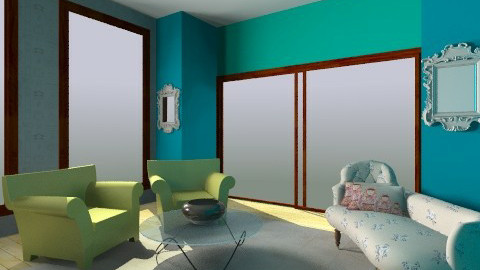 Contemporany room - Minimal - Living room - by tamyres