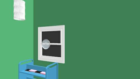 Compact Bedroom - Bedroom - by SilverArrowz