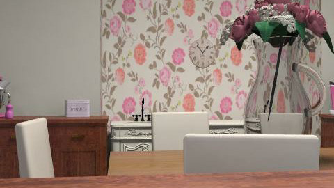 Kitchen - Feminine - Kitchen - by flobelly