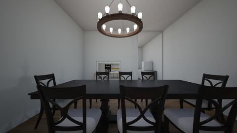 dream home part 2 - Modern - Kitchen - by wardu2