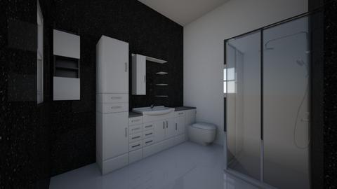 SJDNHE1 - Bathroom - by Stephanie Felix