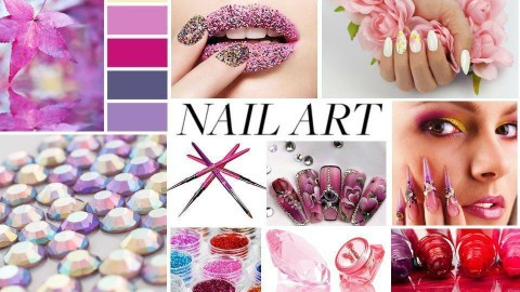 Nail Art - by viwancs