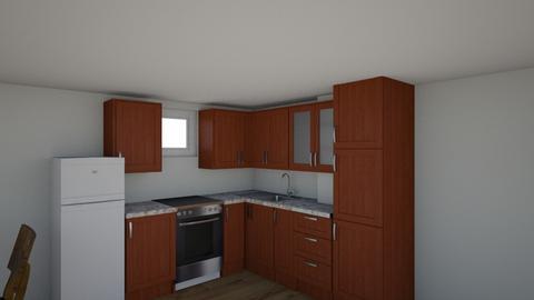 kuhinja 511 - Kitchen - by ddaca