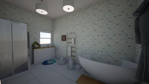 bathroom comp - Bathroom - by Natasha W