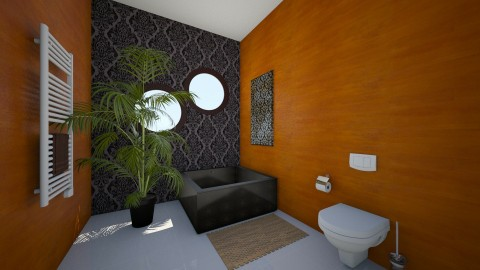 Banheiro - Bathroom - by Juliana Soares_443