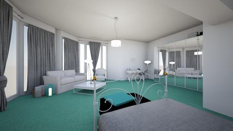 Tiff Overlook - Bedroom - by GeorgiaElle