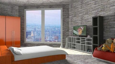 --- - Modern - Bedroom - by Glory