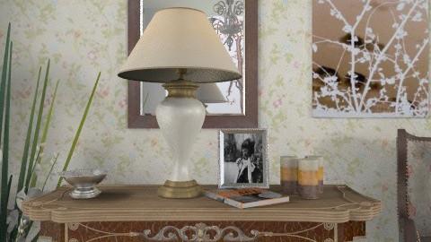 Chery_2 - Classic - Living room - by milyca8