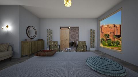 Design 18 MARRAKECH - Bedroom - by michellitamuralles