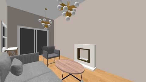Assignment 11  - Living room - by Natashataylor