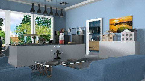 Exploring the new windows - Modern - Office - by Open Spaces