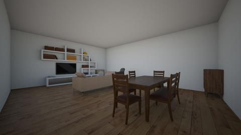 kenneth - Country - Living room - by ksurat