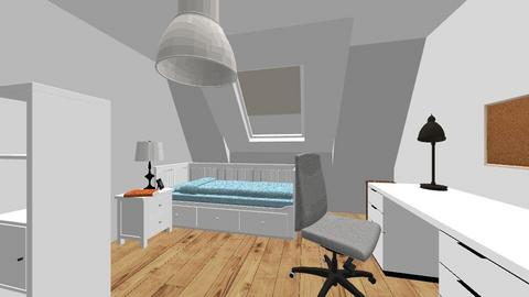 Planning new home  - Feminine - Bedroom - by KitchenCat