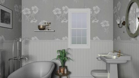 Cozy Bathroom - Classic - Bathroom - by LizyD