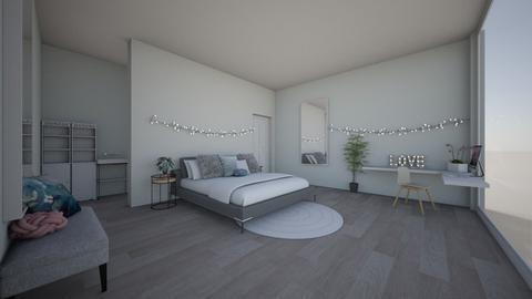 Sophs room - Bedroom - by clarktasia