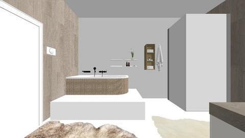 bathroom - by kremenarm99