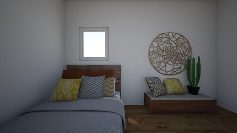 BoHo - Bedroom - by gmm3267