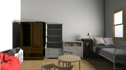 The Jannie Townhouse  - Classic - Kids room - by mindb4matter