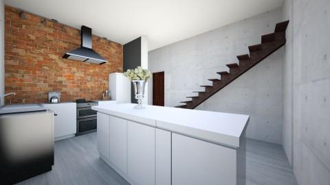 h - Retro - Kitchen - by ewcia11115555