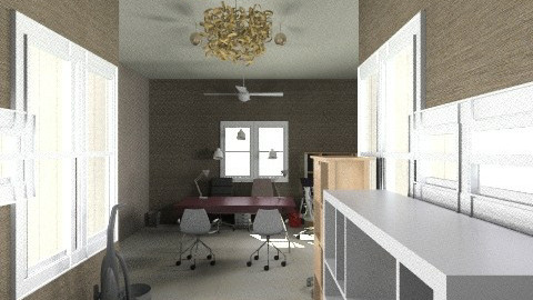 My future office - Glamour - Office - by Harsh Shah_922